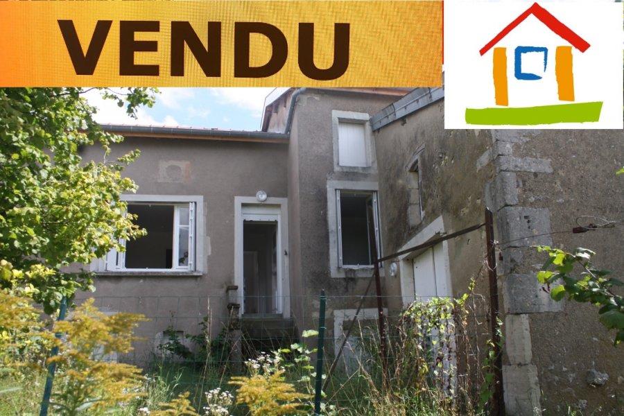 Maison à vendre F7 à Montiers-sur-Saulx