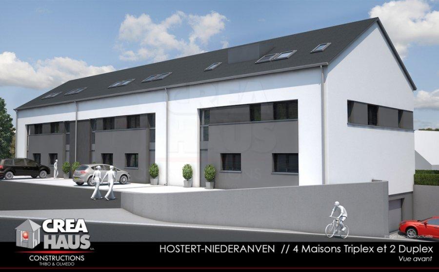 reihenhaus kaufen 4 schlafzimmer 177.33 m² hostert (niederanven) foto 1
