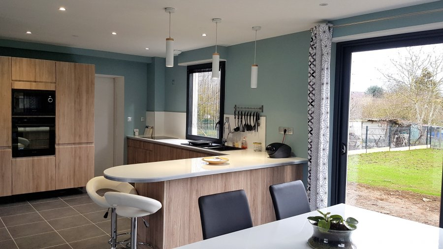 acheter maison 5 pièces 102 m² besné photo 3