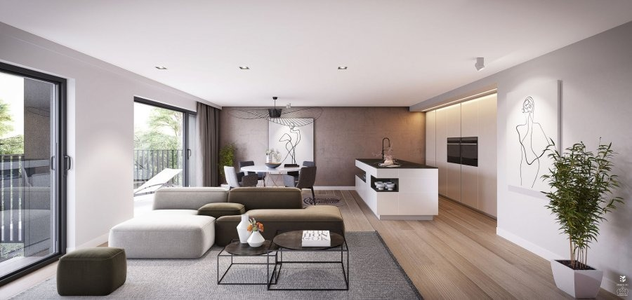 acheter résidence 0 chambre 47.01 à 162.73 m² luxembourg photo 3