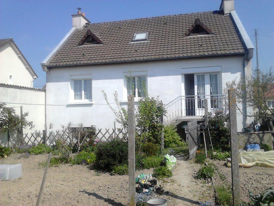 Maison à vendre F7 à Lhomme