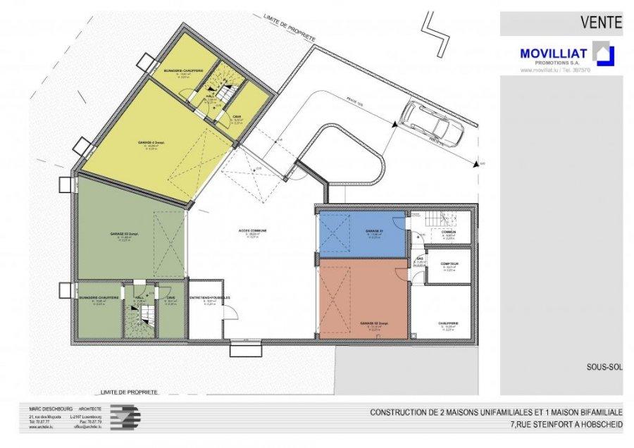 acheter maison mitoyenne 4 chambres 0 m² hobscheid photo 4