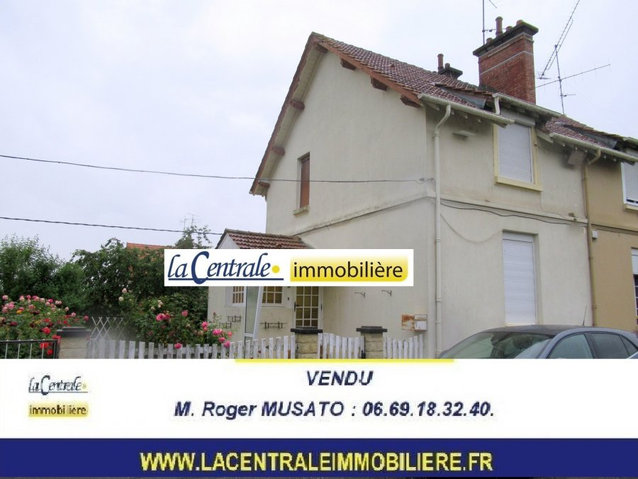 semi-detached house for buy 3 rooms 66 m² jarny photo 1