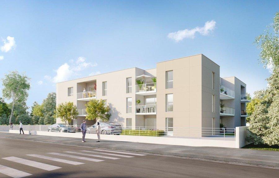 acheter appartement 2 pièces 43.46 m² hettange-grande photo 1
