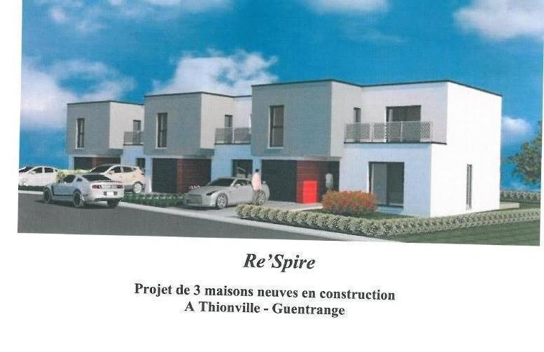 Programme neuf à Thionville