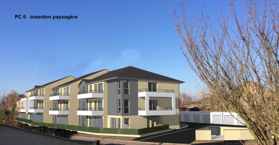 Appartement à vendre F4 à Guénange