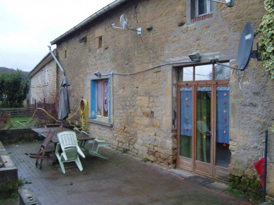 Maison à vendre F6 à Chauvency saint hubert
