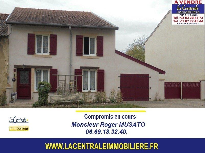 acheter maison jumelée 6 pièces 124.77 m² olley photo 1