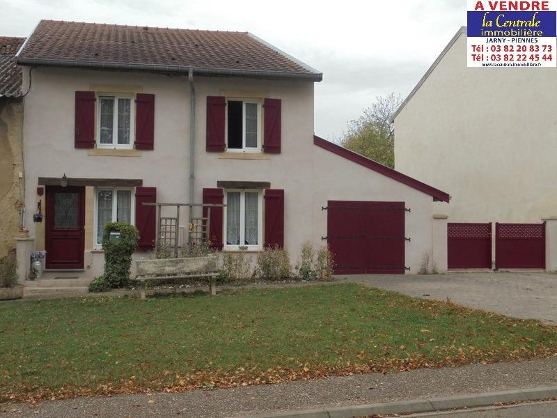 Maison jumelée à vendre F6 à AXE  JARNY /  ETAIN