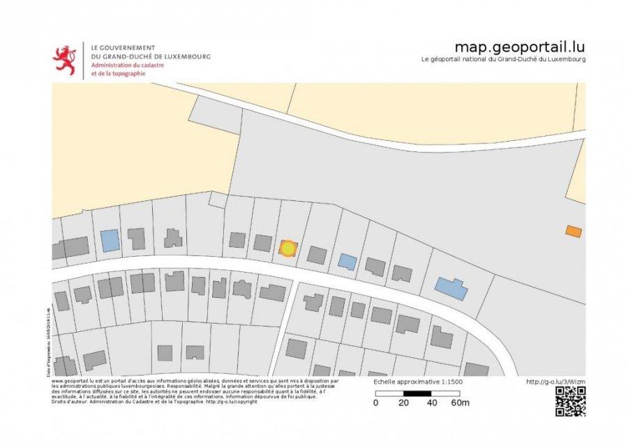 Terrain constructible à vendre à Ettelbruck