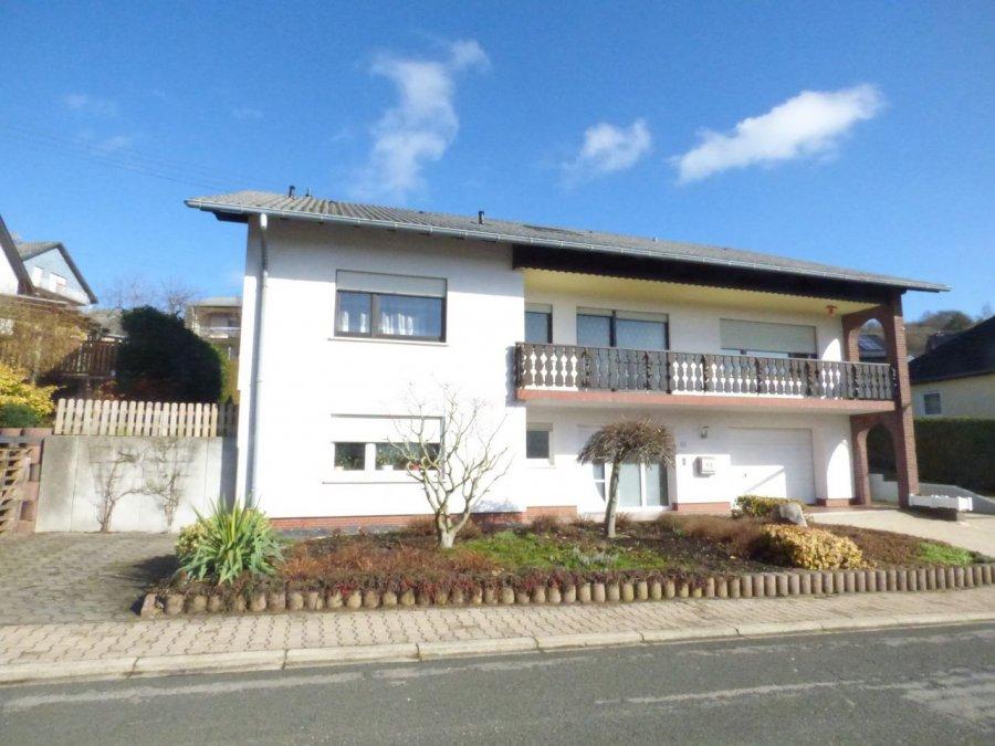einfamilienhaus kaufen 8 zimmer 260 m² freudenburg foto 1
