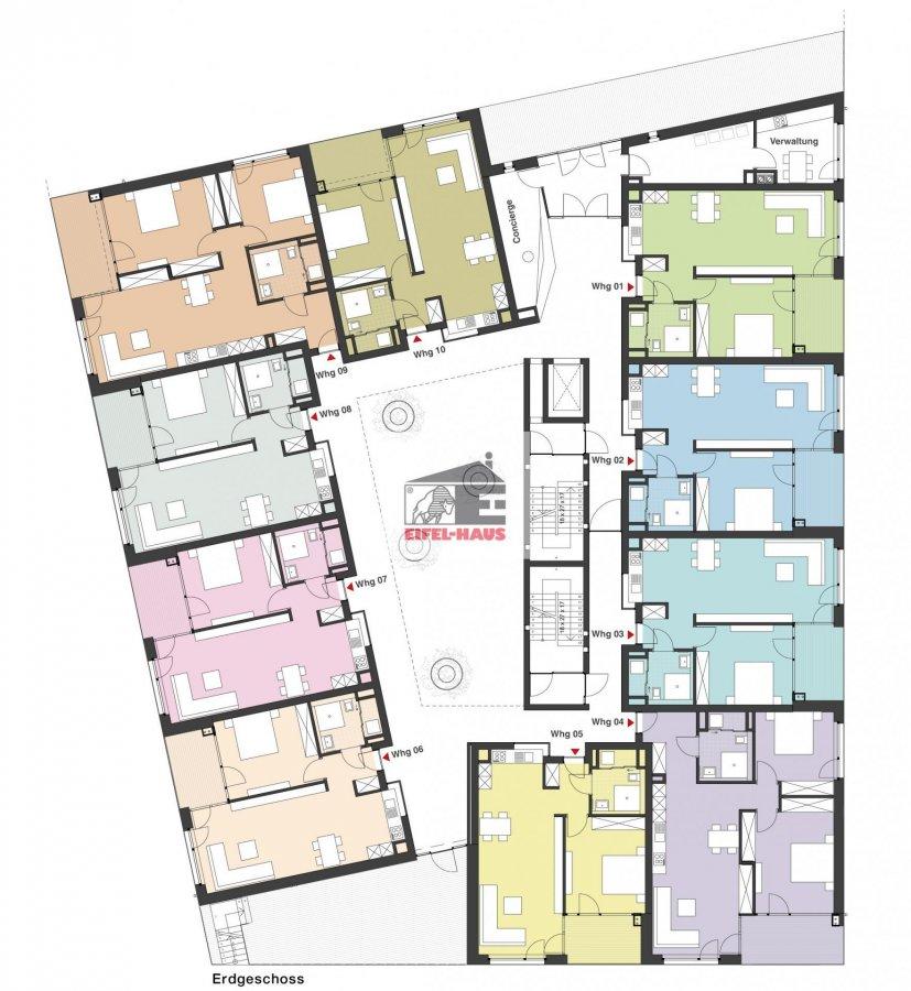 wohnung kaufen 1 schlafzimmer 68.68 m² schuttrange foto 2