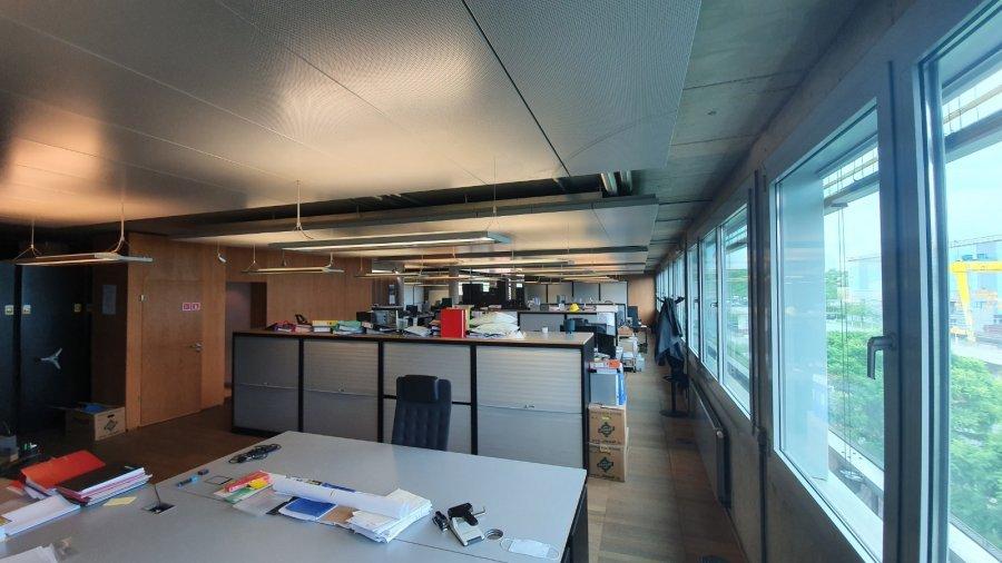 louer bureau 0 chambre 1000 m² differdange photo 4
