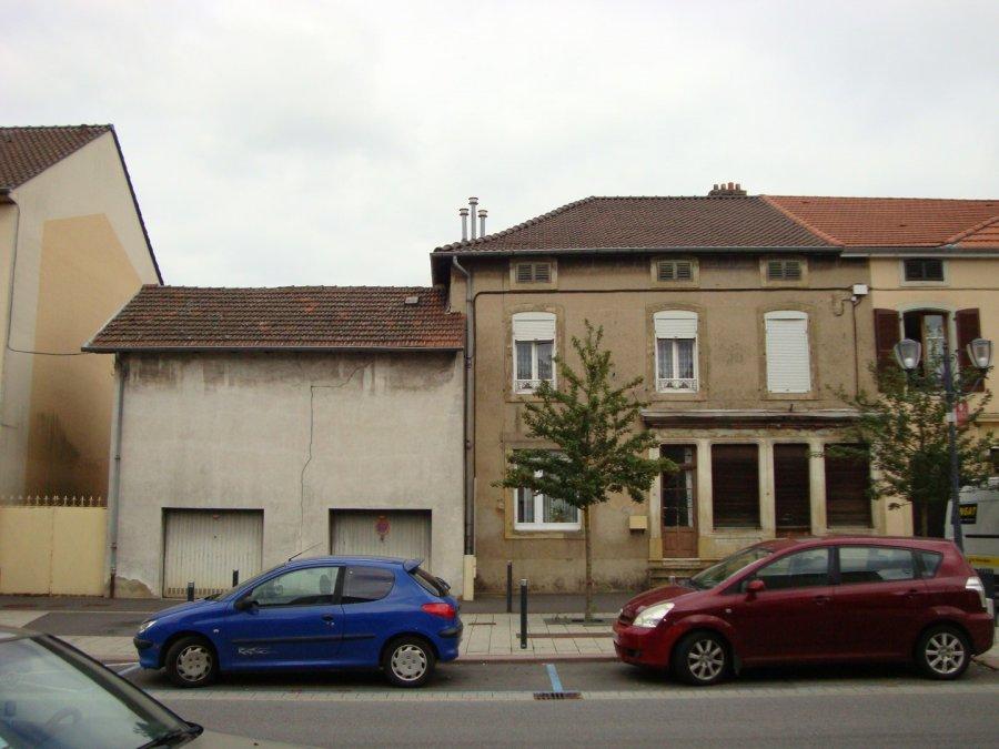Maison à vendre F8 à Uckange