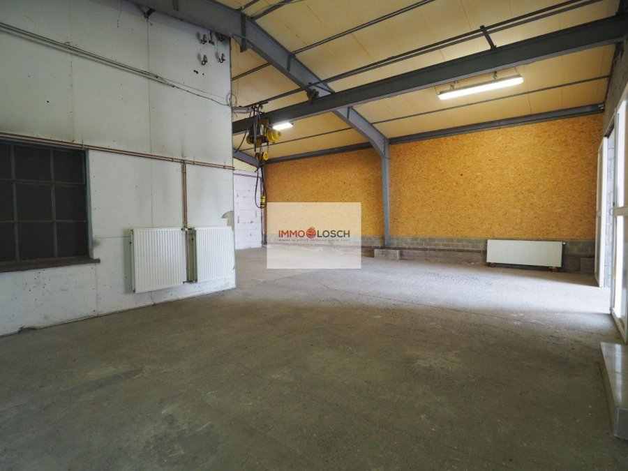 Entrepôt à louer à Luxembourg-Merl