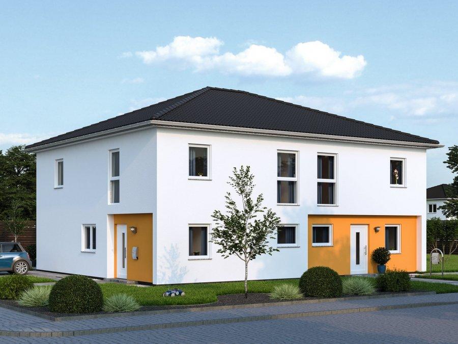 doppelhaushälfte kaufen 4 zimmer 124 m² ockfen foto 1
