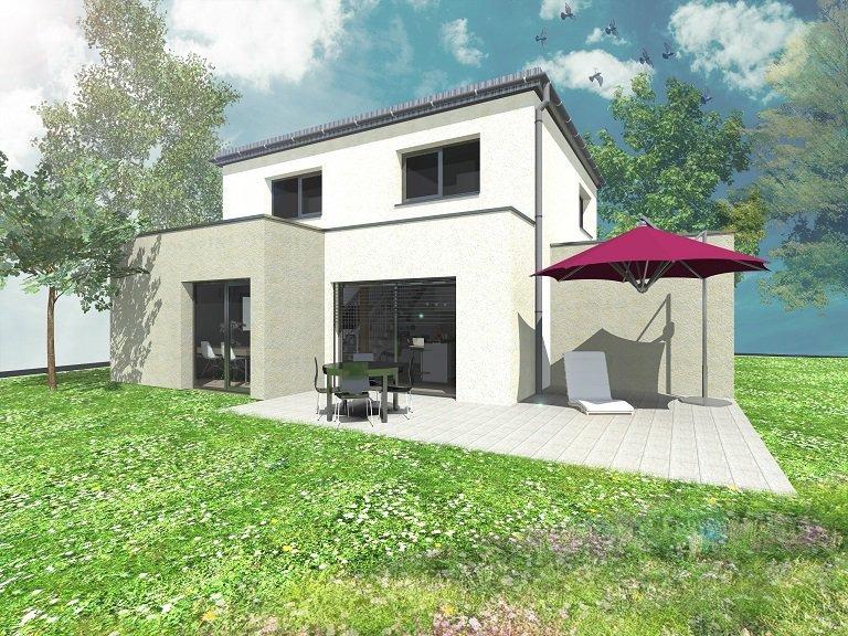 acheter maison individuelle 6 pièces 125 m² augny photo 1