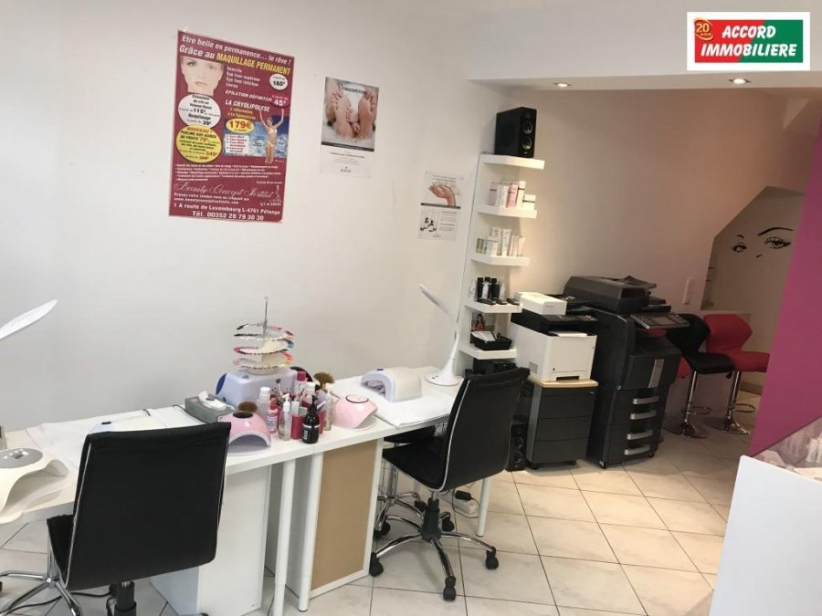 louer local commercial 0 chambre 80 m² pétange photo 4