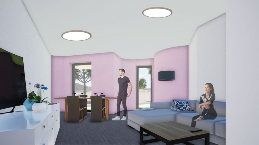 acheter résidence 0 chambre 62.77 à 130.68 m² pétange photo 3