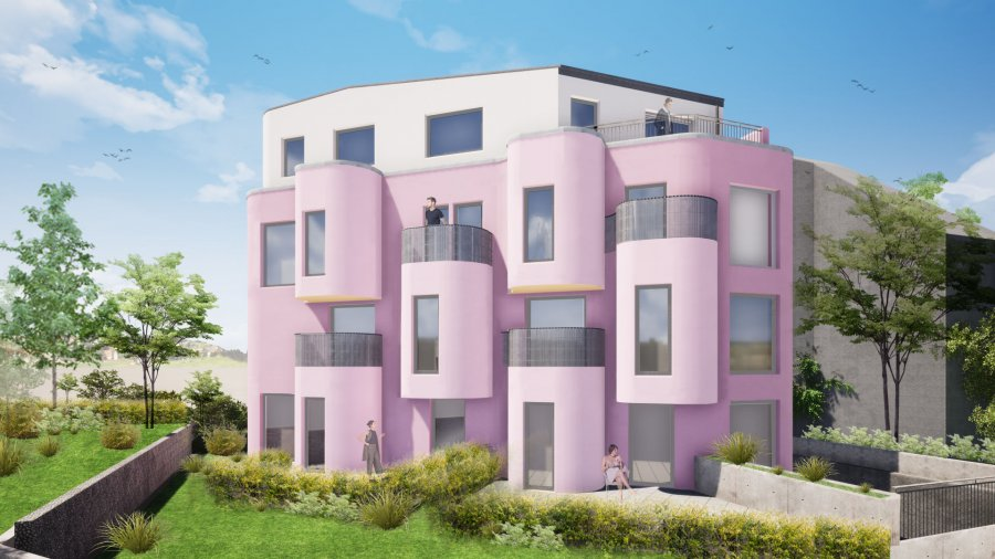 acheter résidence 0 chambre 62.77 à 130.68 m² pétange photo 4