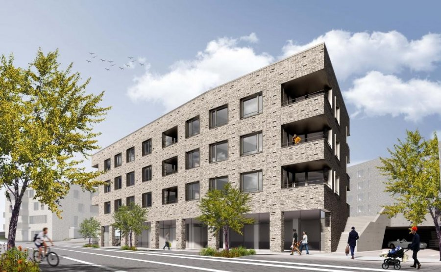 acheter appartement 2 chambres 81.08 m² niederkorn photo 1