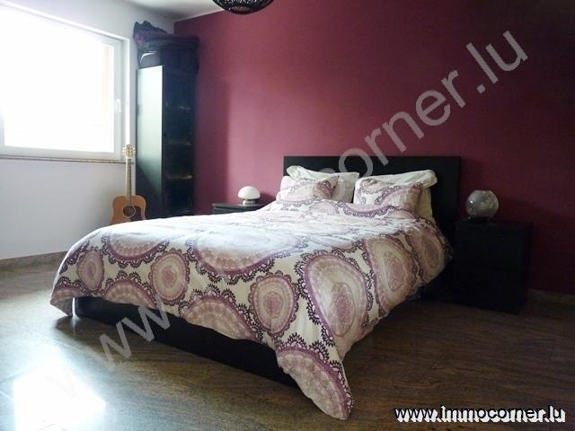 Appartement à louer 2 chambres à Luxembourg-Hamm