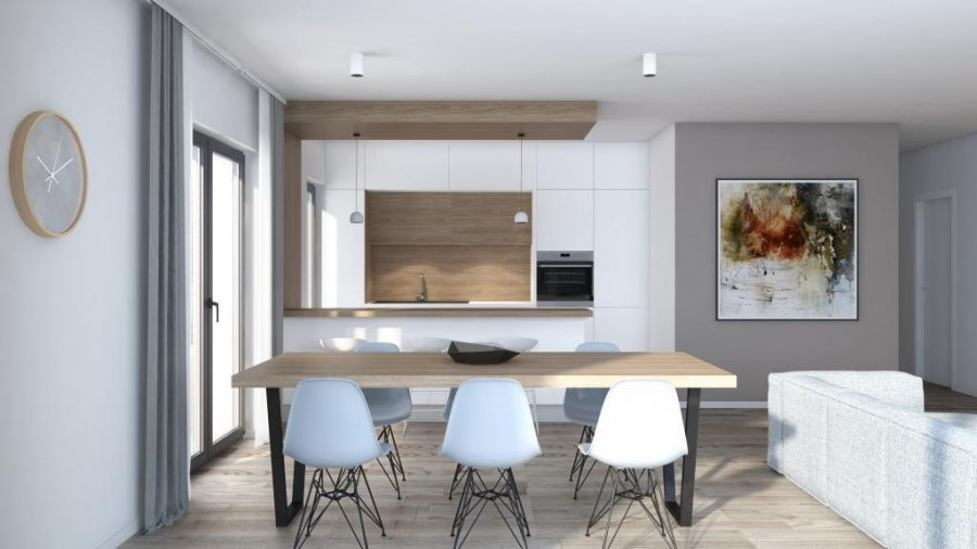 acheter appartement 2 chambres 84.16 m² luxembourg photo 5