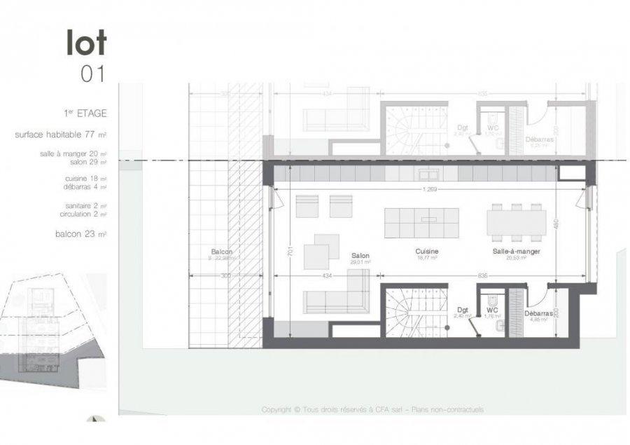 acheter maison individuelle 4 chambres 173 m² kopstal photo 5