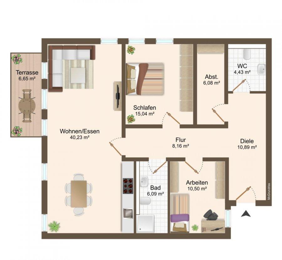 acheter appartement 3 pièces 105 m² prümzurlay photo 1