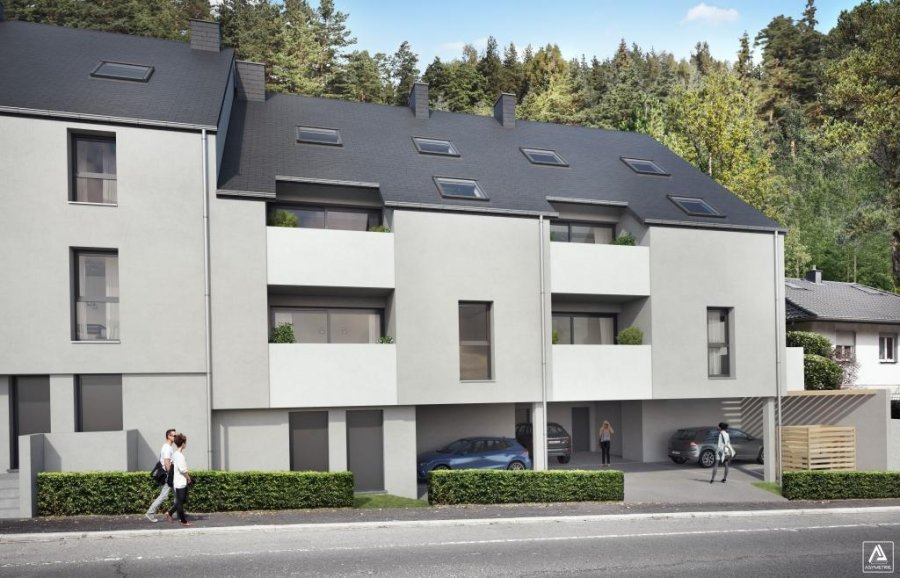 apartment block for buy 2 to 4 bedrooms 76.4 to 149.9 m² larochette photo 4