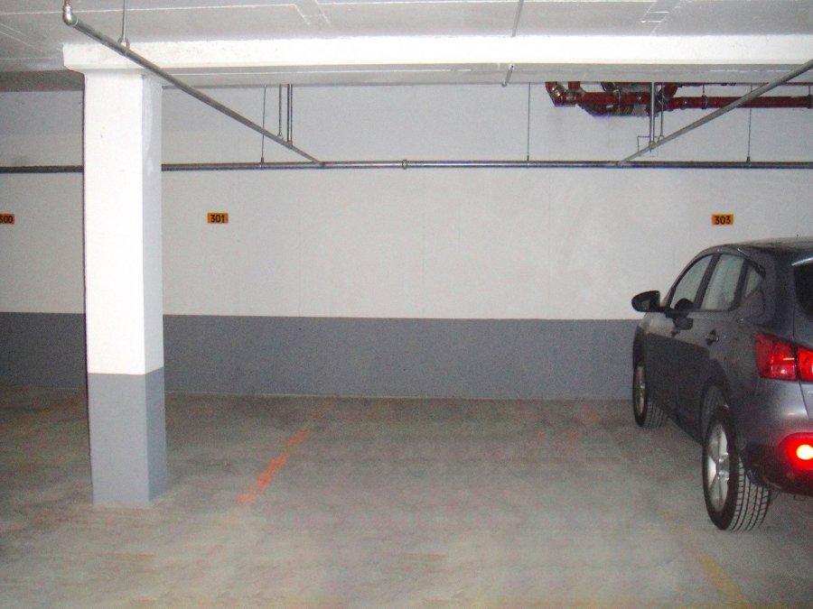 Garage fermé à vendre à Luxembourg-Kirchberg