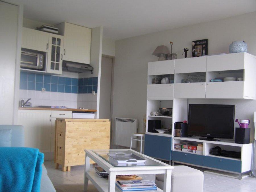 acheter studio 1 pièce 29 m² saint-jean-de-monts photo 2