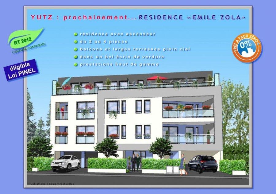 acheter programme neuf 0 pièce 46.98 à 65.68 m² yutz photo 1