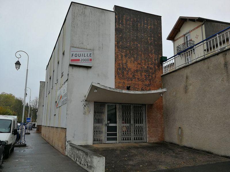 louer local commercial 1 pièce 456 m² contrexéville photo 3