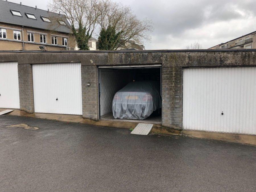 Garage fermé à louer à Luxembourg-Bonnevoie