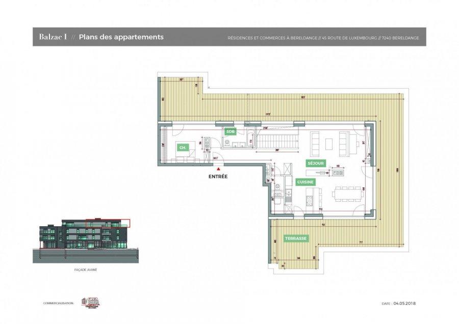 acheter penthouse 3 chambres 0 m² bereldange photo 2