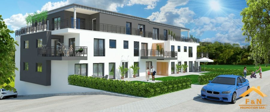 acheter appartement 2 chambres 82.71 m² boevange-sur-attert photo 1