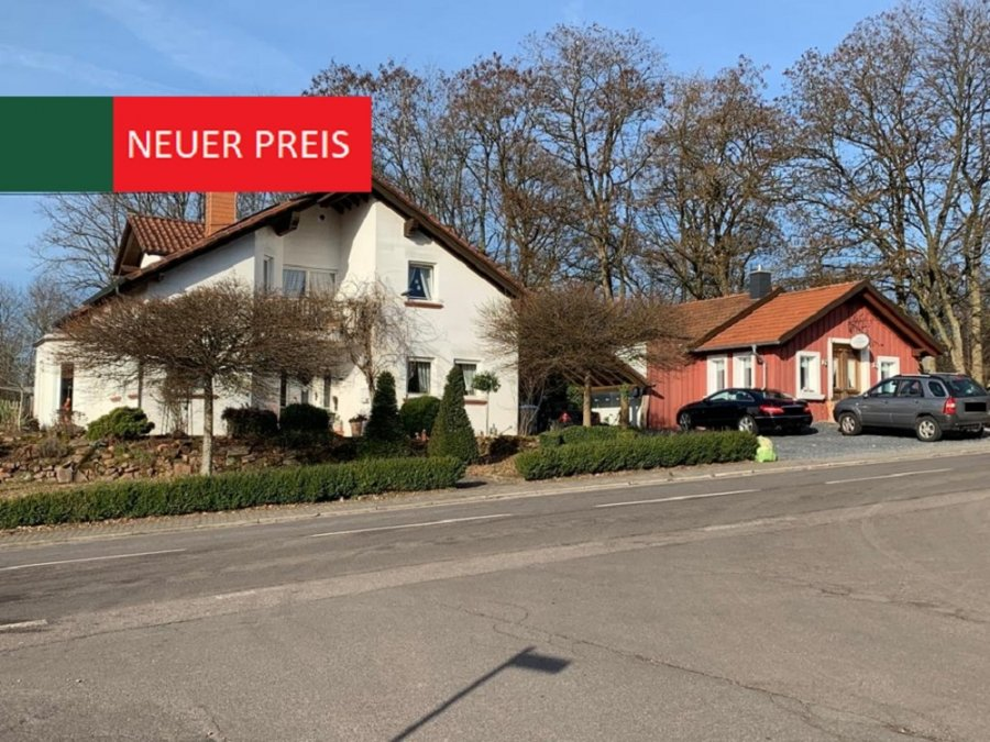 haus kaufen 6 zimmer 240 m² losheim foto 1