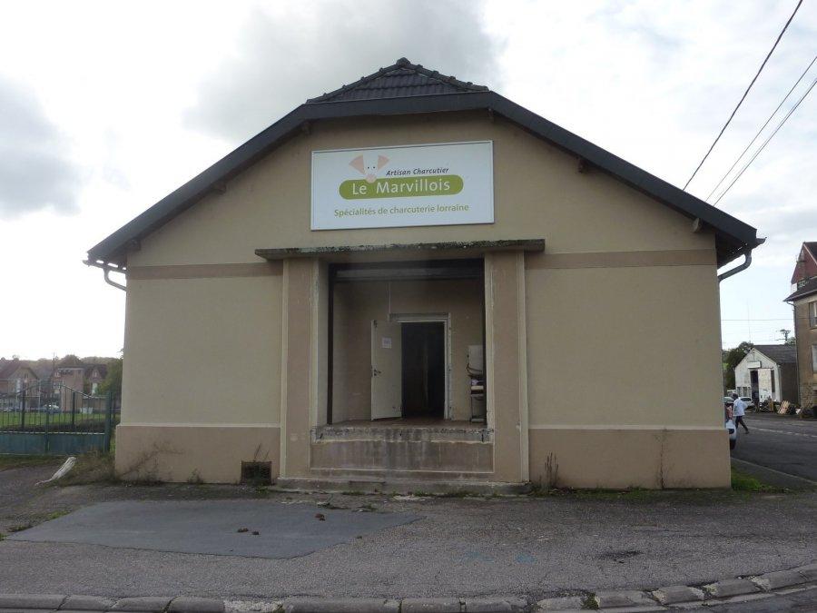 Local commercial à vendre à Saint-Jean-les-Longuyon