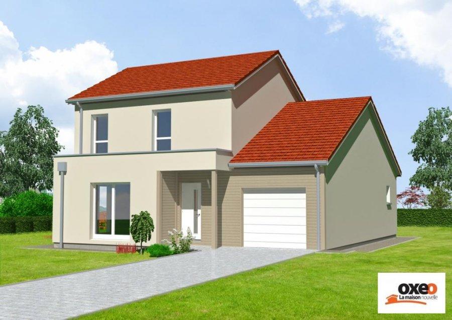 acheter maison individuelle 6 pièces 119 m² contrexéville photo 1