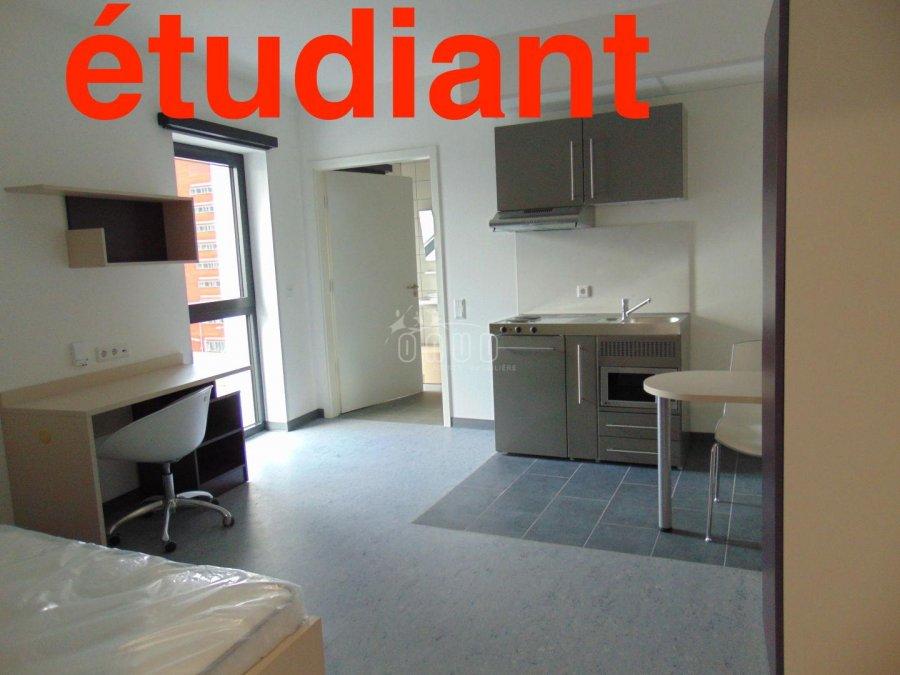 louer studio 0 chambre 27 m² esch-sur-alzette photo 1