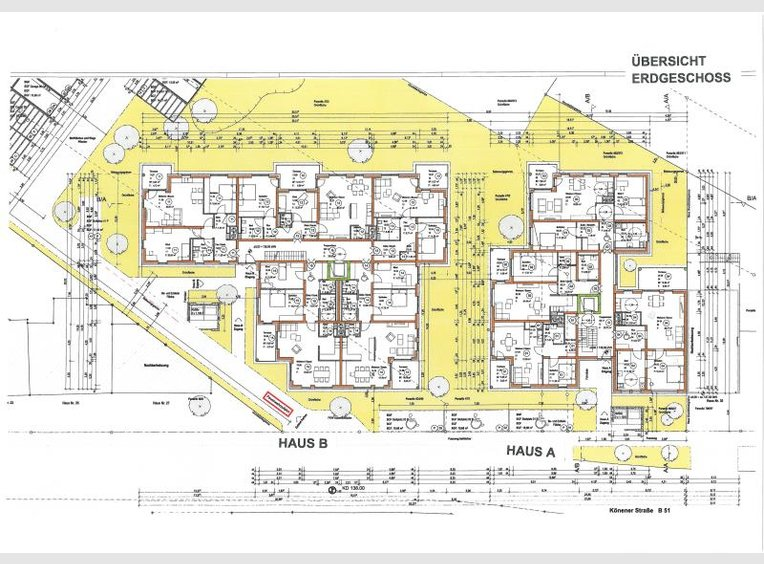 Wohnung zum Kauf 3 Zimmer in Konz - Ref. 4545930
