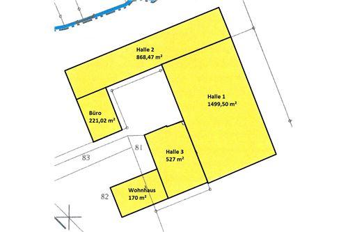 acheter entrepôt 0 pièce 3503 m² brettnach photo 5