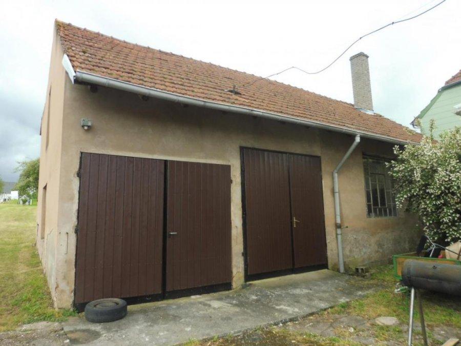 Immeuble de rapport à vendre F3 à Montbronn