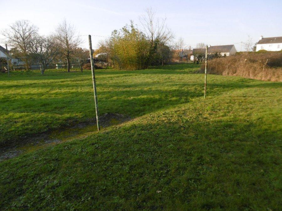 Terrain constructible à vendre à La chapelle des marais