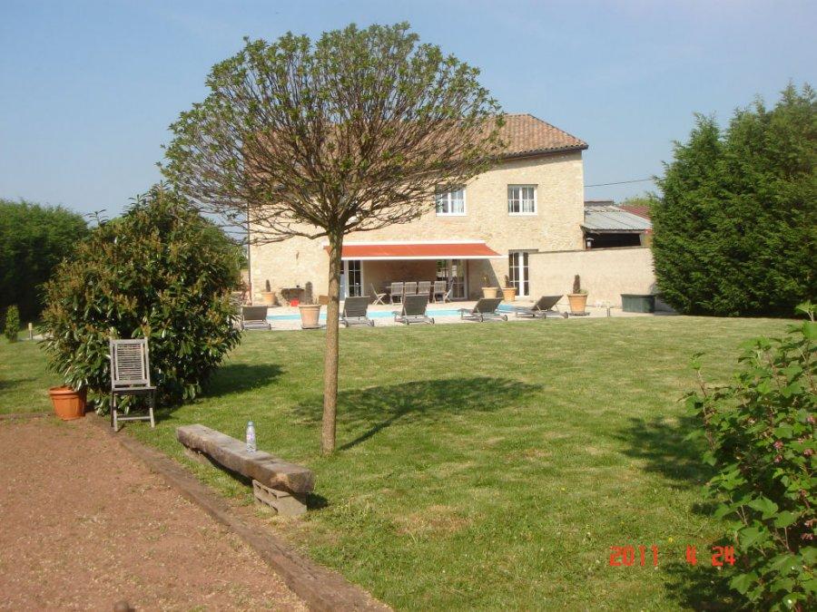 acheter maison 8 pièces 350 m² pouilly photo 2