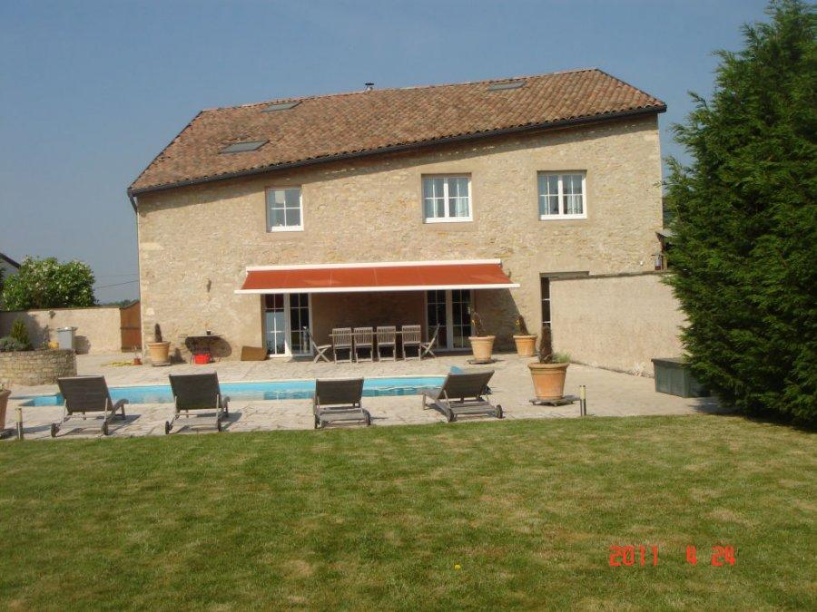 acheter maison 8 pièces 350 m² pouilly photo 1