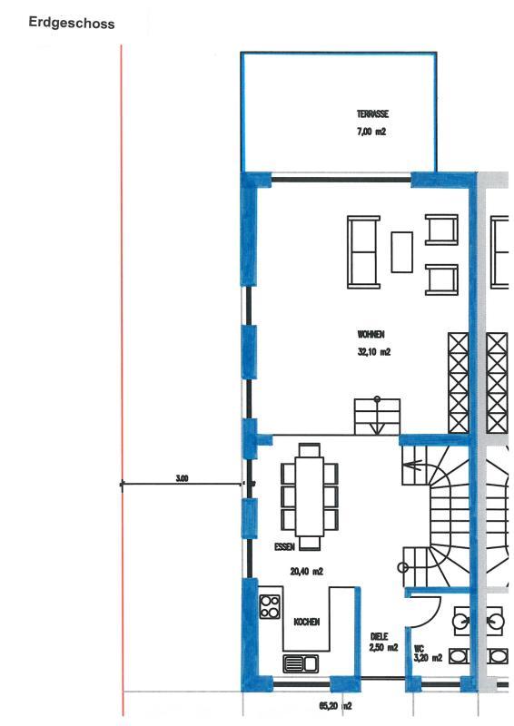 doppelhaushälfte kaufen 5 zimmer 136.5 m² pluwig foto 2