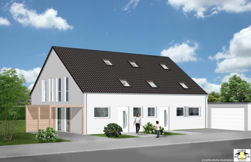 doppelhaushälfte kaufen 5 zimmer 136.5 m² pluwig foto 1