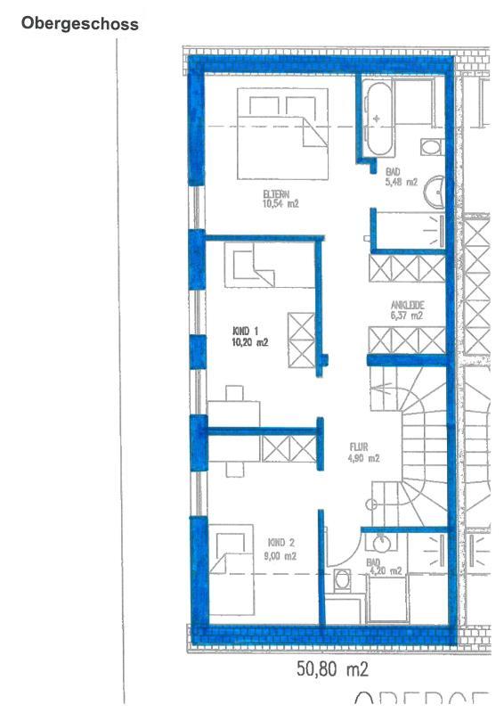 doppelhaushälfte kaufen 5 zimmer 136.5 m² pluwig foto 3